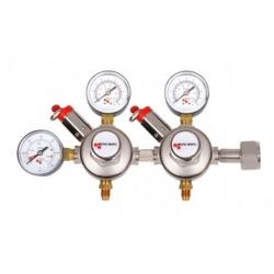 Redukční ventil MICRO MATIC CO2 2 st. W21,8